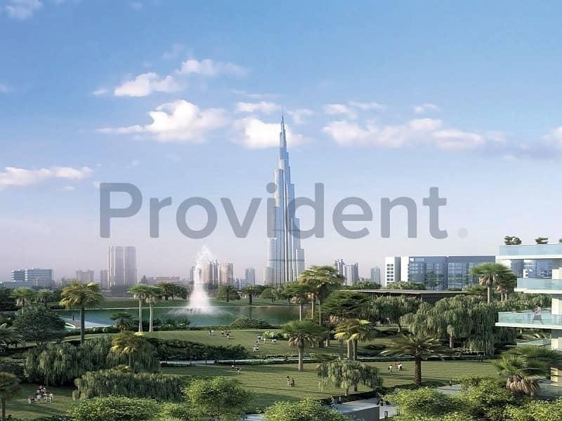 Scenic Views Apt|40% 2yr Post Handover|1BR