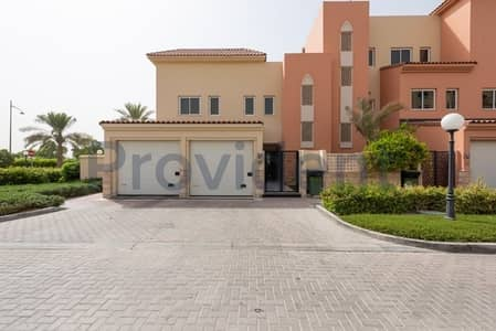 4 Bedroom Villa for Sale in Dubai Festival City, Dubai - Modernized Corner 5 BR+M Villa Al Badia