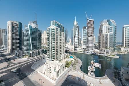 فلیٹ 2 غرفة نوم للبيع في دبي مارينا، دبي - Investment | Close to Metro | 2 Beds
