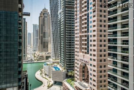 2 Bedroom Flat for Sale in Dubai Marina, Dubai - 2 Bed I Partial Sea-Marina View I Torch Tower