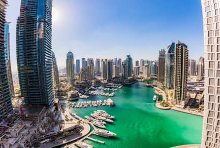 2 Bedroom Apartment for Sale in Dubai Marina, Dubai - Damac Heights | 2 Bed | Full Marina View