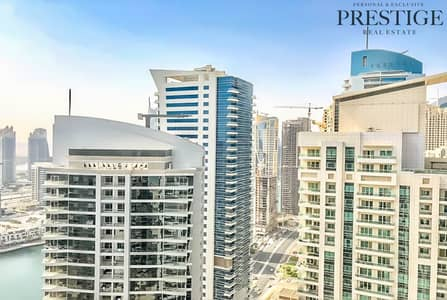 فلیٹ 2 غرفة نوم للايجار في دبي مارينا، دبي - 2  Bedroom  | Furnished  |  Dubai Marina