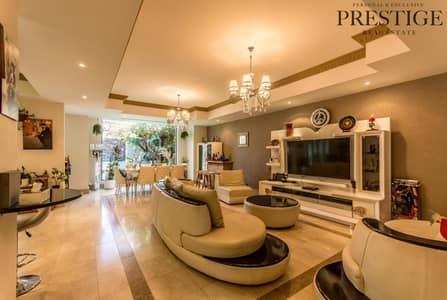 فیلا 4 غرفة نوم للبيع في دبي مارينا، دبي - 4 Bed Villa Unfurnished Garden Community View