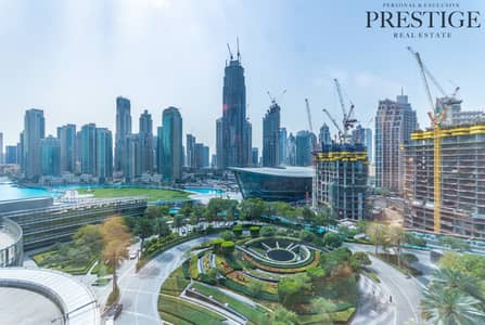 1 Bedroom Flat for Sale in Downtown Dubai, Dubai - Luxury 1 Bedroom Apartment I Armani Residences