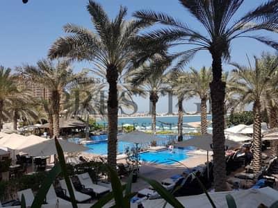 فلیٹ 1 غرفة نوم للبيع في نخلة جميرا، دبي - One Bedroom Apartment in Palm| Sea View