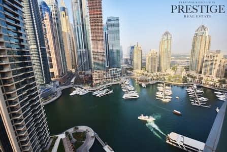 شقة 3 غرفة نوم للبيع في دبي مارينا، دبي - 3 Bedroom I Marina Terrace I Marina View