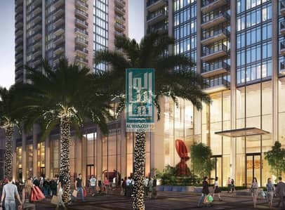 فلیٹ 3 غرفة نوم للبيع في وسط مدينة دبي، دبي - 2BRs in Downtown Dubai with a 5 years payment plan without any commission !!