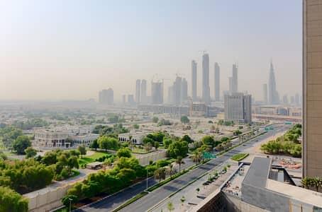 فلیٹ 1 غرفة نوم للبيع في مركز دبي المالي العالمي، دبي - One Bedroom | Park Tower A | DIFC View