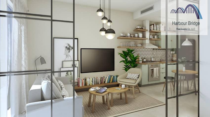Best Offer! 1 -Bedroom Apt| Collective Dubai Hills Estate
