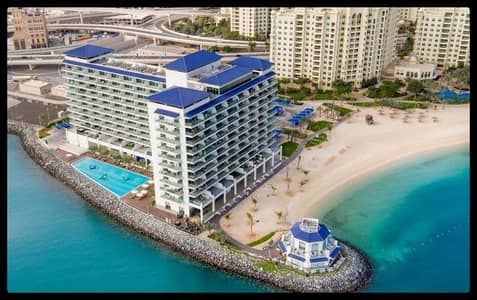 1 Bedroom Flat for Sale in Palm Jumeirah, Dubai - one bed room in palm jumeirah brand new