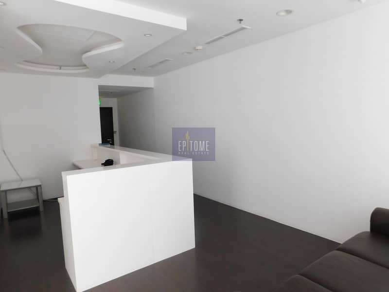 Fully Fitted Office l DED Lic l Barsha heights | Bayut com