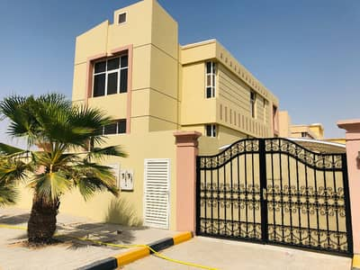 Brand New Separate Villa 5 Bedrooms for rent AED 150k @ MBZ CITY