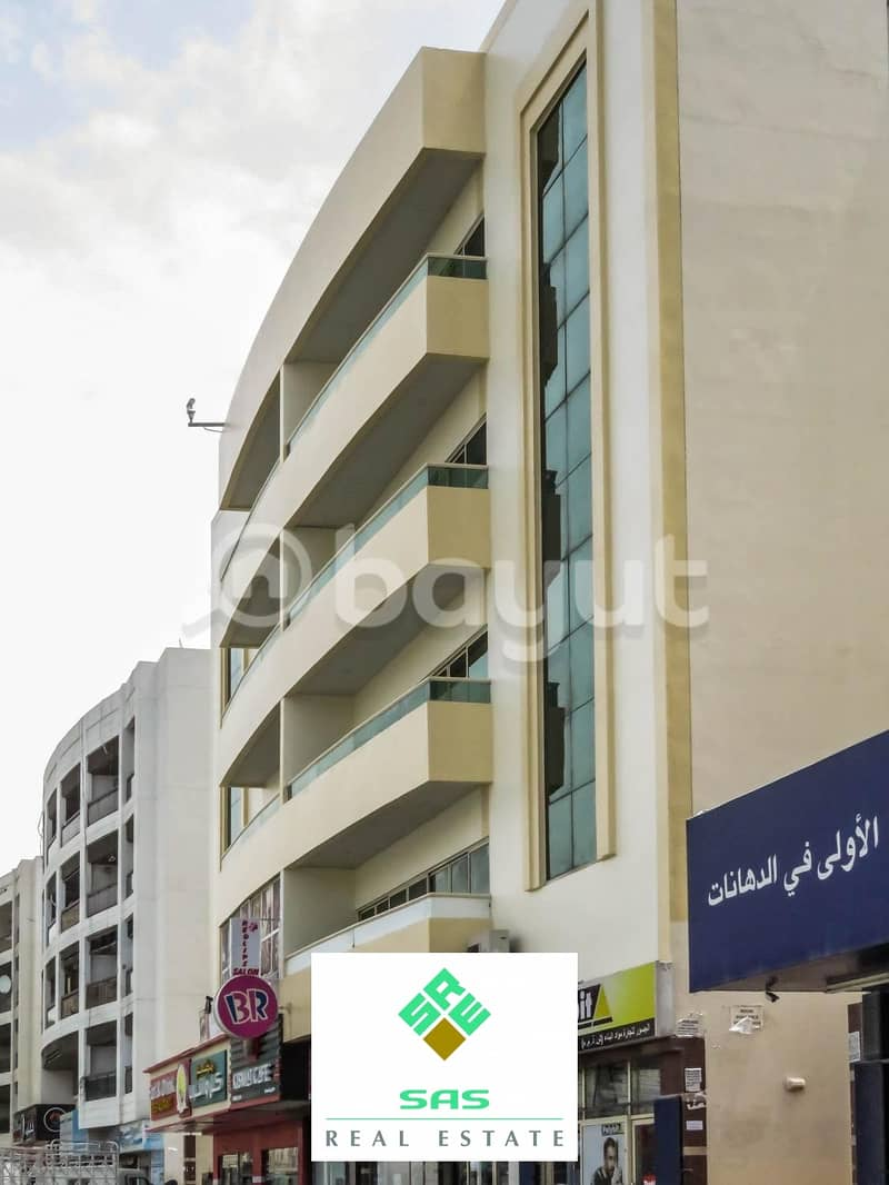3 Bed room Hall (1604 sq.ft) Apartment for Residential/ Office  Purpose in Damascus street Al Qusais Industrial-2