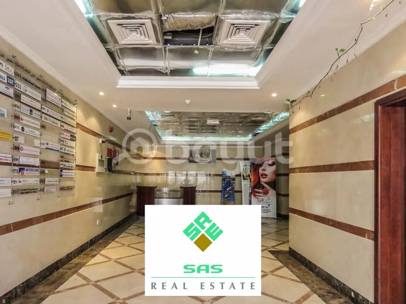 19 3 Bed room Hall (1604 sq.ft) Apartment for Residential/ Office  Purpose in Damascus street Al Qusais Industrial-2