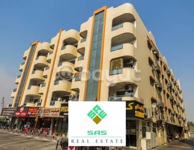2 Bedroom Apartment for Rent in Al Hudaiba, Dubai - 2 Bed Room Hall with 2 bath flat (sharing allowed)in AL HUDIABA
