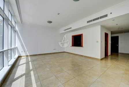 2BR Apartment with Chiller Free at High Floor with Marina View in Mag 218 Tower
