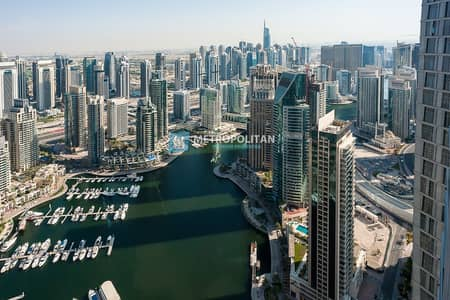 1 Bedroom Flat for Rent in Dubai Marina, Dubai - Exclusive 1BR Apartment With Marina View