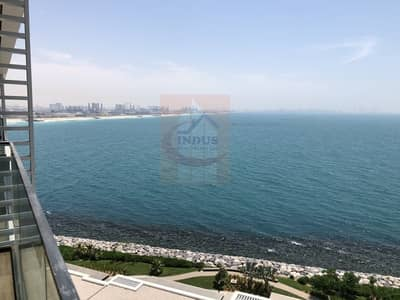 2 Bedroom Flat for Rent in Bluewaters Island, Dubai - Stunning Full Sea View Contemporary 2 BR in Bluewaters
