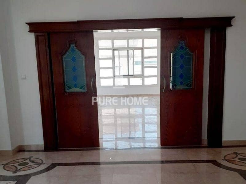 2 Hot Deal Price What are you Waiting for Rent Now in this Very Huge Villa with Maid Room