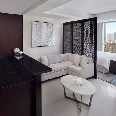 Studio for Rent in Downtown Dubai, Dubai - Fully Furnished I Serviced Studio I Bills Included