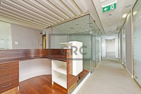 Office for Sale in Downtown Dubai, Dubai - High Floor | Fully Fitted | Great Views