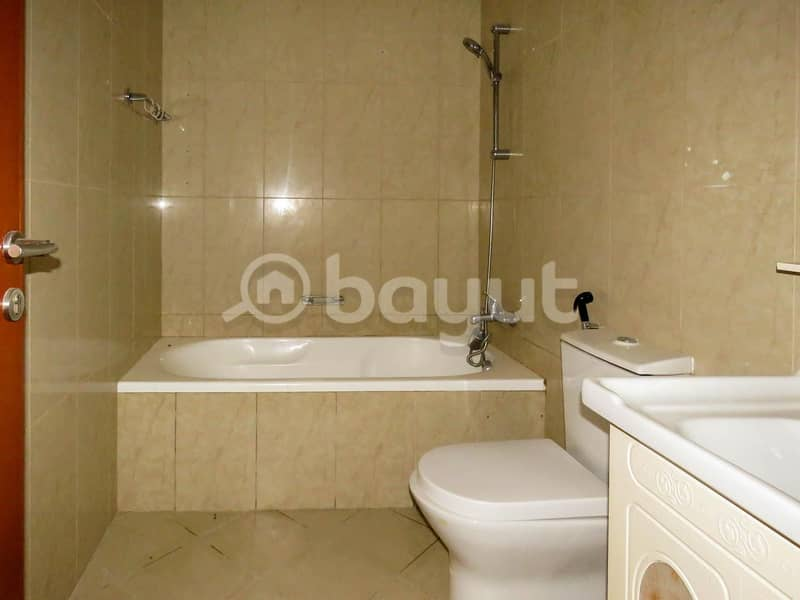 16 Chiller Free|Well Maintained 1 bed|Palace Tower 2