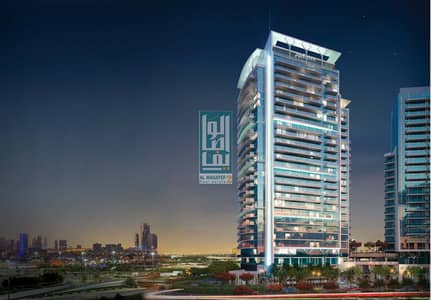 1 Bedroom Hotel Apartment for Sale in DAMAC Hills (Akoya by DAMAC), Dubai - 1BR with 2 years payment plan with 3 years ROI guaranteed !!