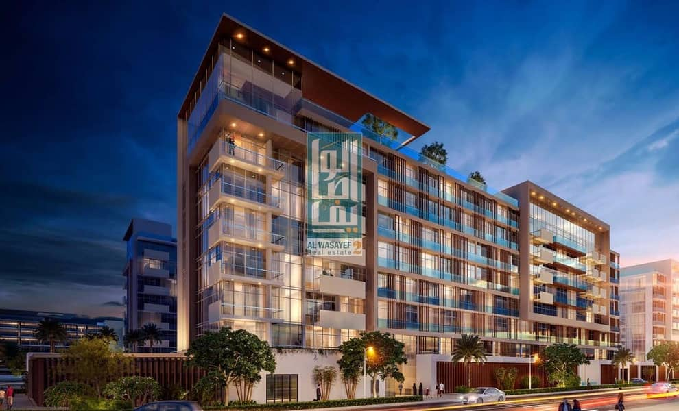 4 % Discount Canal View Best Investment in dubai!!!
