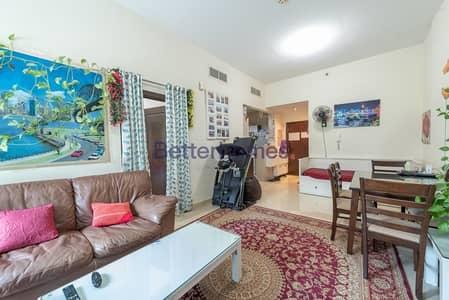 فلیٹ 1 غرفة نوم للبيع في مدينة دبي الرياضية، دبي - Unfurnished | Owner Occupied | Low Floor