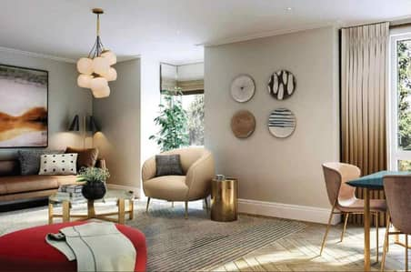 فلیٹ 1 غرفة نوم للبيع في العامرة، عجمان - فرصة تملك شقتك اقساط علي 7 سنوات ونصف من المطور بحساب ضمان باول برج صديق للبيئة