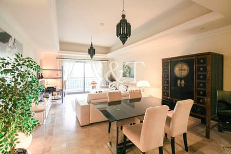 1 Bedroom Apartment for Sale in Palm Jumeirah, Dubai - Extended Balcony | 1 Bedroom | Fairmont North | PJ