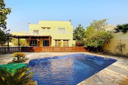 فیلا 6 غرفة نوم للبيع في السهول، دبي - 6 Bedroom | Private Pool | Huge Plot | VOT