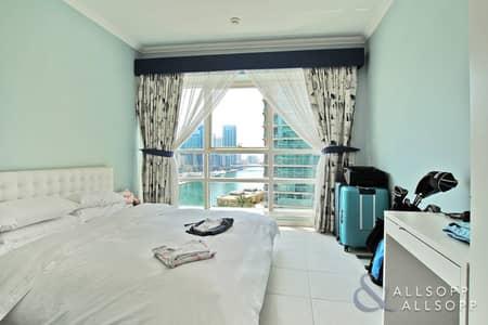 1 Bedroom Flat for Sale in Dubai Marina, Dubai - Upgraded 1 Bed | Vacant Soon | Marina View