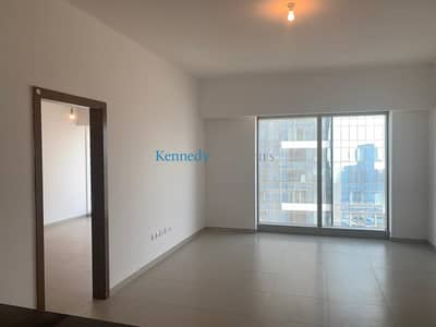 شقة 1 غرفة نوم للايجار في جزيرة الريم، أبوظبي - 60K 1 Bed in Gate Towers -Sea View