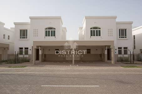2 Bedroom Townhouse for Rent in Al Ghadeer, Abu Dhabi - Available Now - 2BR Townhouse in Al Ghadeer