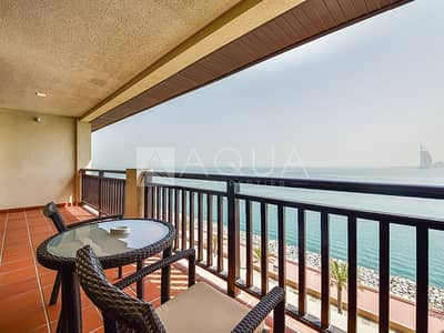 1 Bedroom Flat for Sale in Palm Jumeirah, Dubai - Full sea view | Private Beach| Furnished