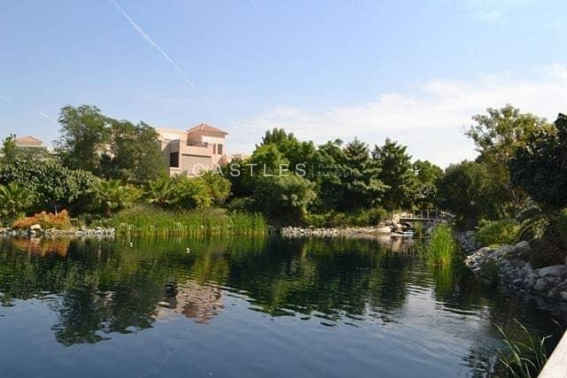 15 Partial lake View- 6 bed+maids+study Acacia