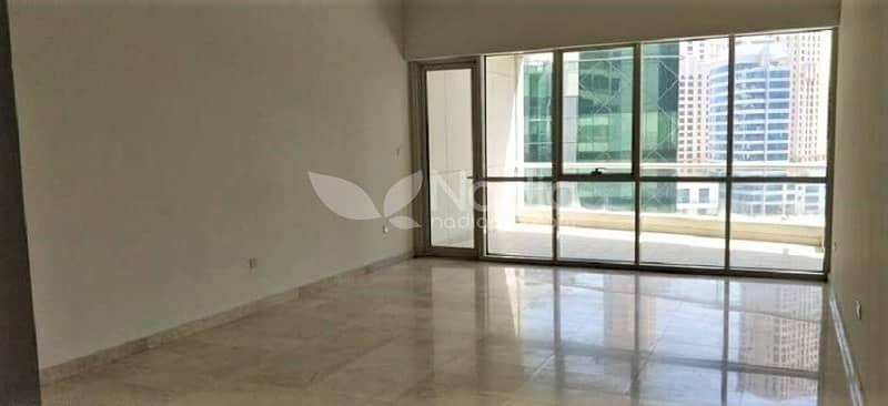 3BR + Maid|3 Balconies | KG Tower |Dubai Marina | For Rent