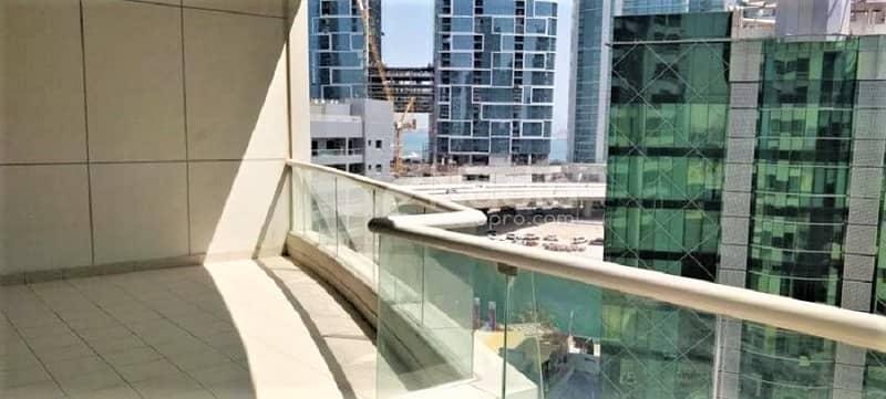 2 3BR + Maid|3 Balconies | KG Tower |Dubai Marina | For Rent