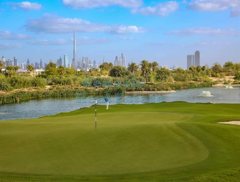 Plot for Sale in Parkway at Dubai Hills