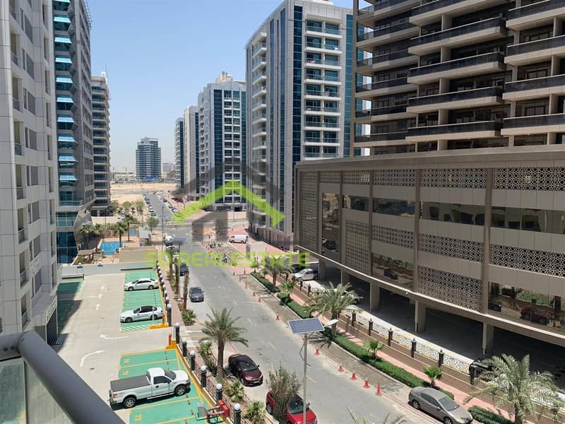 Spacious 1 BR in Uniestate Sports City at 465K