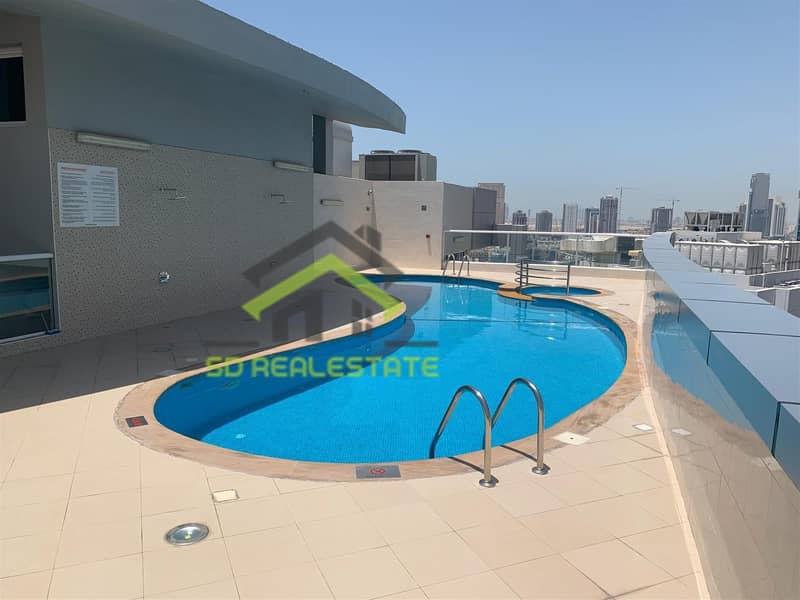 11 Spacious 1 BR in Uniestate Sports City at 465K
