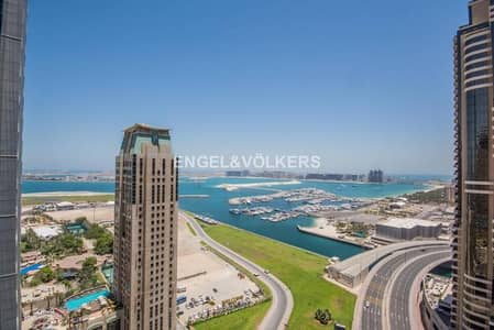 1 Bedroom Apartment for Sale in Dubai Marina, Dubai - Spacious | High Floor | Furnished 1 Bed