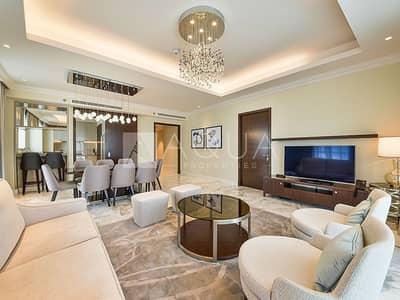 فلیٹ 3 غرف نوم للايجار في وسط مدينة دبي، دبي - Best Deal | 3 Bedrooms | All inclusive