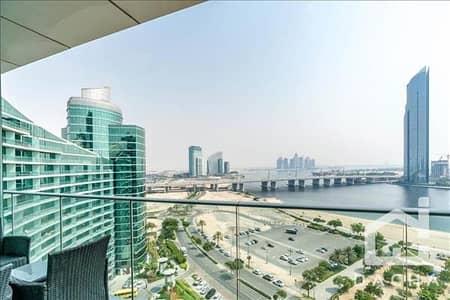 1 Bedroom Apartment for Sale in Dubai Festival City, Dubai - STUNNING CREEK VIEW / HIGH FLOOR