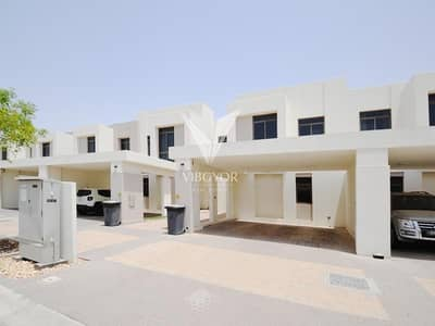 3 Bedroom Townhouse for Rent in Town Square, Dubai - Type 1 I 3 Bed | Single row | Zahra Townhouse