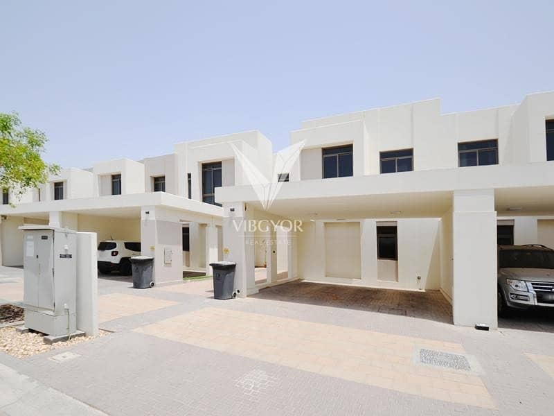 Type 1 I 3 Bed | Single row | Zahra Townhouse