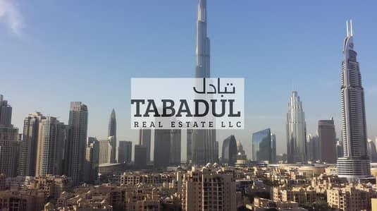 شقة 2 غرفة نوم للايجار في وسط مدينة دبي، دبي - Brand New |2 BR|Fully Furnished|Burj Khalifa View