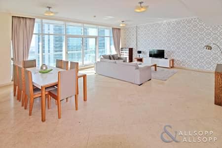 3 Bedroom Flat for Sale in Dubai Marina, Dubai - Vacant on Transfer | Marina Views | 3 Beds