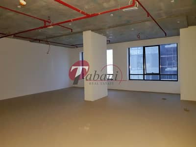 Office for Rent in Jumeirah Village Circle (JVC), Dubai - Shell and core office for rent in JVC